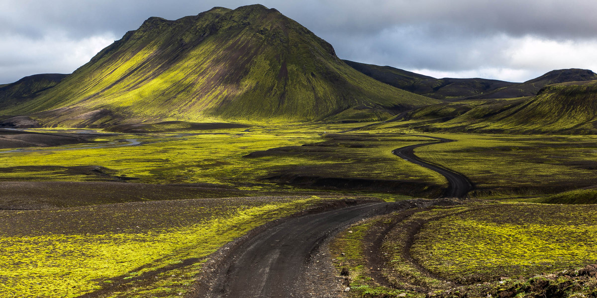 The Road to Landmannalaugar